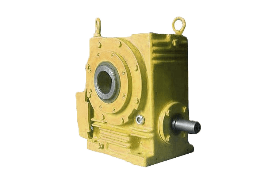 Vertical Double Reduction Gear Box
